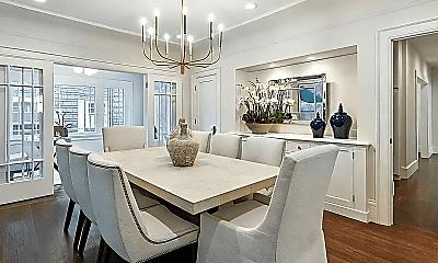 Dining Room, 170 Warren Rd, 2