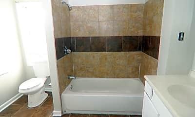 Bathroom, 827 W Barre St, 2
