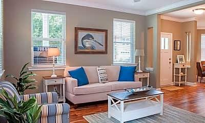 Living Room, 222 Goethe Rd, 1