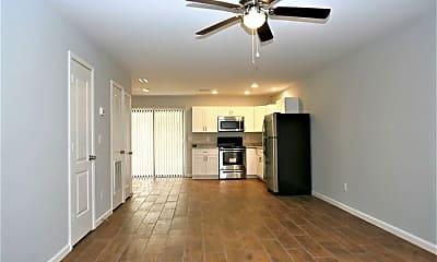 Living Room, 6121 Harvey St, 1