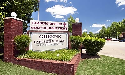 Community Signage, The Greens At Lakeside, 2