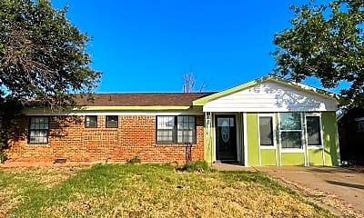 Building, 4502 Monty Dr, 1