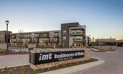 Community Signage, IMT Residences at Riata, 2