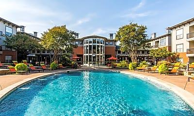 Pool, Marquis on Gaston, 1