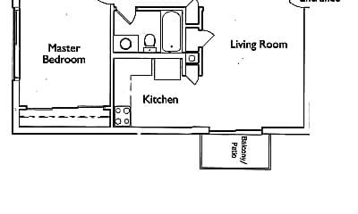 Koeneman Park Place Apartments, 2