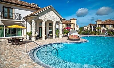 Pool, Portofino at ChampionsGate, 0