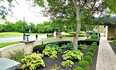 Landscaping, Clear Point Gardens, 2