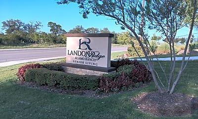 Landon Ridge Alamo Ranch Senior Living, 1