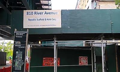 810 River Avenue, 1