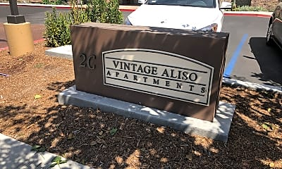 Vintage Aliso, 1