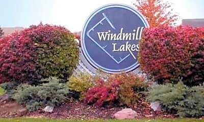 Windmill Lakes, 0