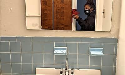 Bathroom, 25-15 77th St, 2