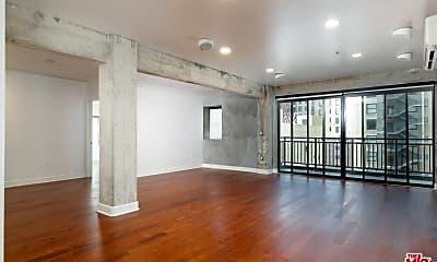 Living Room, 416 S Spring St 809, 1