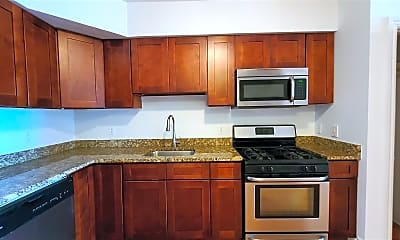 Kitchen, 809 22nd St 1207, 1