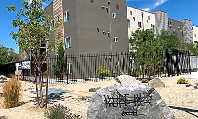 Wolf Run East Student Housing, 1