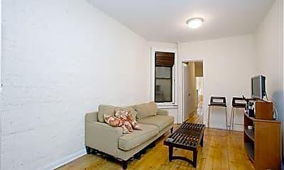 Living Room, 442 W 50th St, 2