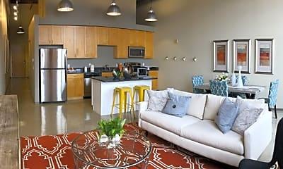 Living Room, Washington Mills, 2