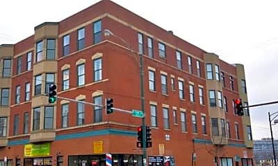Building, 944 N Orleans St 201, 0
