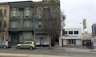Building, 1555 California St, 0