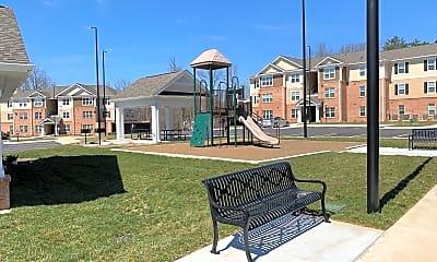 Playground, Hartley Ridge Apartments, 1