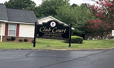 Club Court I & II Apartments, 1