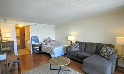 Living Room, 445 Seaside Ave 2306, 1