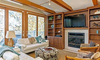 Living Room, 25A Oakhurst Rd, 1