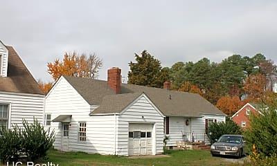 Building, 15641 Warwick Blvd, 1