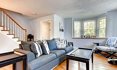 Living Room, 1127 Granville Rd, 1