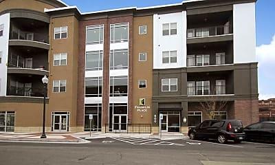 Building, Franklin Place, 0
