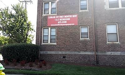 Park Manor Apartments, 1