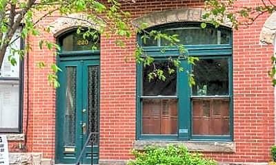 Building, 220 W Lanvale St, 2