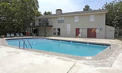 Pool, Aspen Walk, 2