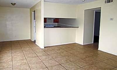 Kitchen, Julian Manor Apartments, 1