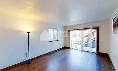 Living Room, 1235 Ashby Avenue B, 1