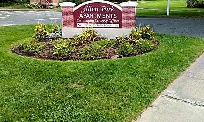 Allen Park, 1