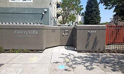 Emeryvilla Apartments, 1