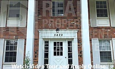 Building, 5428 Glenridge Dr, 1