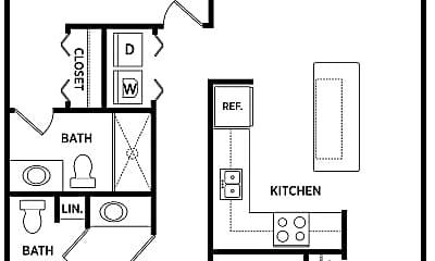 Building, 767 Burcham Dr, 2