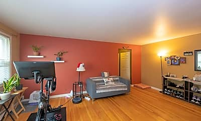 Living Room, 426 S Lombard Ave 203, 1