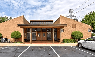 Building, Richland Springs Apartments, 2