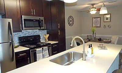Kitchen, Barrington Place, 0