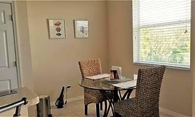 Dining Room, 9651 Spanish Moss Way 4122, 1