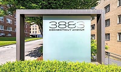 Community Signage, 3883 Connecticut Ave NW 506, 0