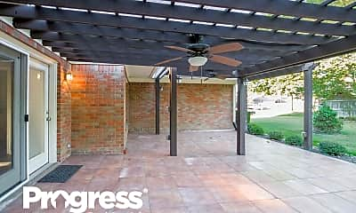Patio / Deck, 2668 Crossvine Cv S, 2