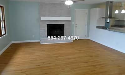 Living Room, 1182 N Old Laurens Rd, 2