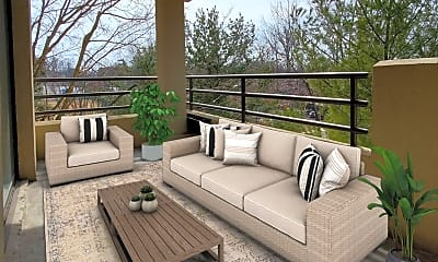 Living Room, 6050 California Cir 408, 0