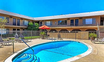 Pool, Buena La Vista Apartment Homes, 0