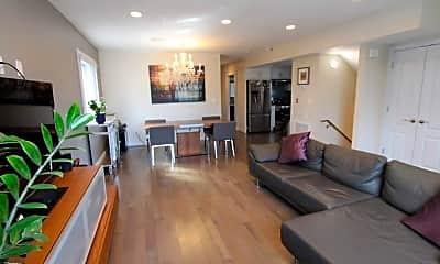 Living Room, 162-46 95th St, 1