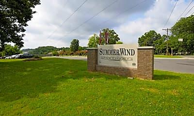 Community Signage, Summerwind, 2